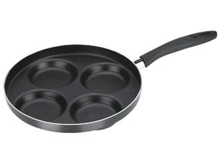 Сковорода 4 углубления Presto ¤ 24 см, Tescoma 594244Варка и жарка<br><br>