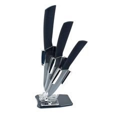 Набор керамических ножей Endever EcoLife 78 blackНожи<br><br>