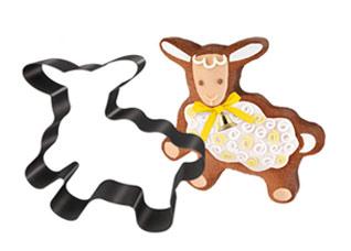 Форма для выпечки Пасхальная овечка Delicia, Tescoma 623342Разное<br><br>