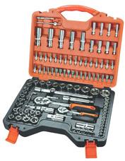 Набор инструментов Komfort KF-992, 108 предметовСтроительные инструменты<br><br>