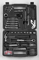 Набор инструментов Komfort KF-993, 141 предметСтроительные инструменты<br><br>