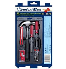 Набор инструментов KomfortMax KF-1178, 95 предметовСтроительные инструменты<br><br>