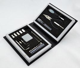 Набор инструментов KomfortMax KF-1186, 25 предметовСтроительные инструменты<br><br>