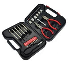 Набор инструментов KomfortMax KF-1189, 27 предметовСтроительные инструменты<br><br>
