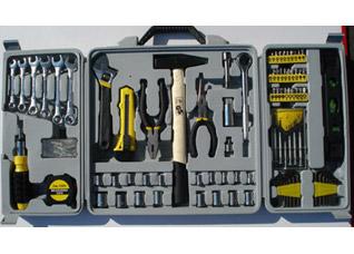 Набор инструментов Master Thomas MT-9010, 173 предметаСтроительные инструменты<br><br>