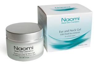 Гель для кожи вокруг глаз и шеи Naomi KM 0025Косметика Naomi<br><br>
