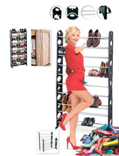 Органайзер для обуви модульный на 30 пар Bradex TD 0230Полезные вещи для дома<br><br>