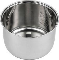 Чаша для мультиварки высокого давления Sakura SA-PC04SМультиварки<br><br>