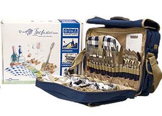 Пикниковый набор в подарочной упаковке Camping World PL- 004Товары для пикника<br><br>