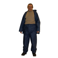 Куртка-дождевик синяя Ame Yoke 125011Дождевики<br><br>