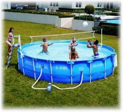 Набор для игры в волейбол Bestway 58179Надувные лодки, матрасы, круги<br><br>