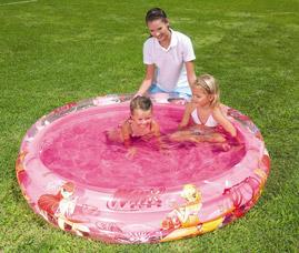 Детский надувной бассейн Bestway 92007BНадувные лодки, матрасы, круги<br><br>