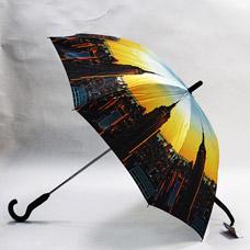 Зонт-трость женская Ame Yoke L58-2Зонты<br><br>