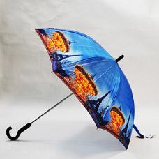 Зонт-трость женская Ame Yoke L58-4Зонты<br><br>
