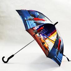 Зонт-трость женская Ame Yoke L58-5Зонты<br><br>