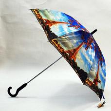 Зонт-трость женская Ame Yoke L58-6Зонты<br><br>