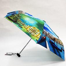 Зонт механический женский Ame Yoke M50-1-2Зонты<br><br>