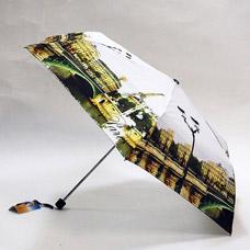 Зонт механический женский Ame Yoke M53-1-1Зонты<br><br>