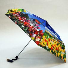 Зонт механический женский Ame Yoke M53-1-5Зонты<br><br>