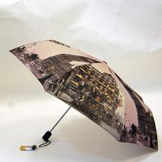Зонт-автомат женский Ame Yoke ОК58-4 эпонжЗонты<br><br>
