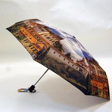 Зонт-автомат женский Ame Yoke ОК58-1 эпонжЗонты<br><br>