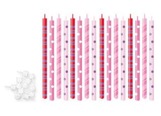 Свечи для торта с подставками Delicia Kids 12 см, 16 шт. Tescoma 630990Выпечка<br><br>