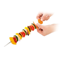 Шампур для гриля Presto Tone 20 см, 3 шт. Tescoma 420578Обработка продуктов<br><br>