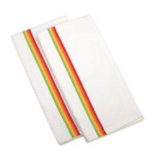 Полотенце для посуды Presto Tone 70x50 см, 2 шт., белое Tescoma 639774Организация и уборка кухни<br><br>