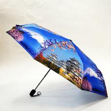 Зонт-автомат женский Ame Yoke ОК58-2-6 эпонжЗонты<br><br>