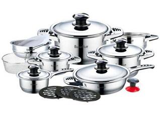 Набор посуды Bayerhoff BH-901, 19прПосуда<br><br>