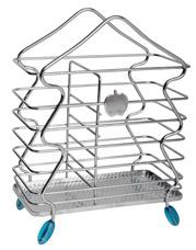 Подставка для столовых приборов Bayerhoff BH-5208Разное<br><br>