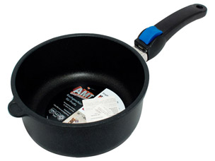 Антипригарная сковорода AMT со съёмной ручкой 20x7 смСковороды антипригарные<br><br>