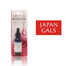 Japan Gals Сыворотка с натуральными керамидами Pure beau essence 25 мл арт. 7270Японская косметика<br><br>
