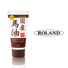 Крем для рук Roland с лошадиным маслом 45 гр арт. 53681Японская косметика<br><br>