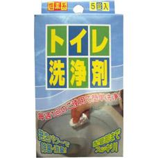 Nagara Средство для чистки туалета 4,5 гр*5 арт. 4316Бытовая химия<br><br>