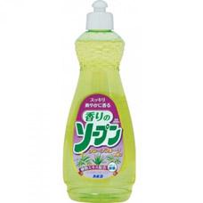 Жидкость для мытья посуды овощей и фруктов Kaneyo грейпфрут 600 мл арт. 201053Бытовая химия<br><br>
