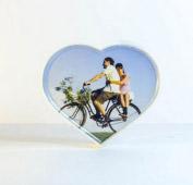 Вращающаяся фоторамка - два сердца 801Полезные вещи для дома<br><br>