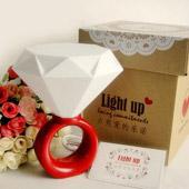Светильник-ночник Кольцо с бриллиантом BW-ZSS731Светильники<br><br>
