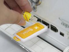 USB-ароматизатор воздуха в виде флешки EL-AD300Полезные вещи для дома<br><br>