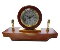 Настольный прибор с часами VWG-5246Сувениры<br><br>