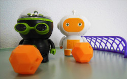 Игровой набор Роботы-футболисты 9101A-1игрушки<br><br>