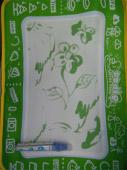 Детский акваковрик для рисования HX110творчество<br><br>