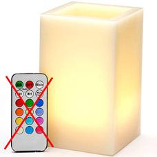 Свеча светодиодная без пульта C-SH65TСветильники<br><br>