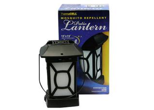Прибор противомоскитный ThermaCell Patio Lantern со встроенным светильником MR 9W6-00Средства против вредителей<br><br>