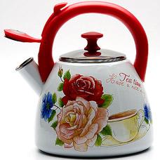 Чайник эмалированный Mayer&amp;Boch MB-23087, 2,8лЧайники<br><br>