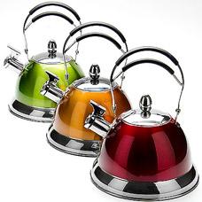 Чайник Mayer&amp;Boch MB-23204, 3л, свистокЧайники<br><br>