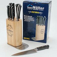 Набор кованых ножей Haus Muller 2005Ножи<br><br>