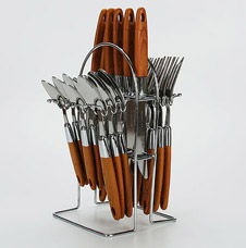 Набор столовых приборов Mayer&amp;Boch MB-4985, 24прСтоловые приборы<br><br>