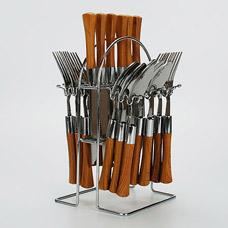 Набор столовых приборов Mayer&amp;Boch MB-4986, 24прСтоловые приборы<br><br>