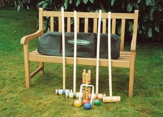 Набор для крокета 96 см в сумке Garden Games 005Наборы спортивных игр<br><br>
